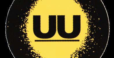 UU 3″ Round Sticker