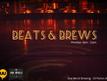 Beats and Brews Kickoff w/ DJ Whistleblower