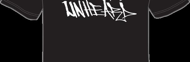 """Underground Unheard """"Handstyle"""" T-Shirt (Mens)"""