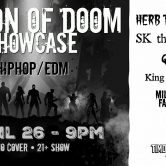 """Legion of Doom Showcase"" w/ G3mstar, DJ Whistleblower & MORE! @ Timo's House – Asheville NC"