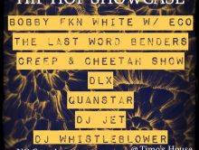 """UU Crew Showcase"" @ Timo's House, Asheville NC"