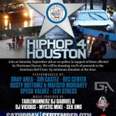 Hip Hop 4 Houston @ Cairo Ale House w/ Levi Stress, Grey Area & more!