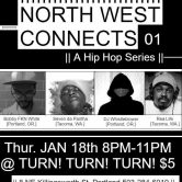 NORTH WEST Connects 01 // A PDX Hip Hop Series