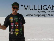 """Mulligan"" by Bobby FKN White track and video available NOW!"