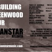 ReBuilding Greenwood Tour w/ Quanstar, Coach K, Lejend, Reason
